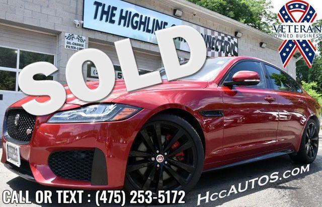 2017 Jaguar XF S Waterbury, Connecticut