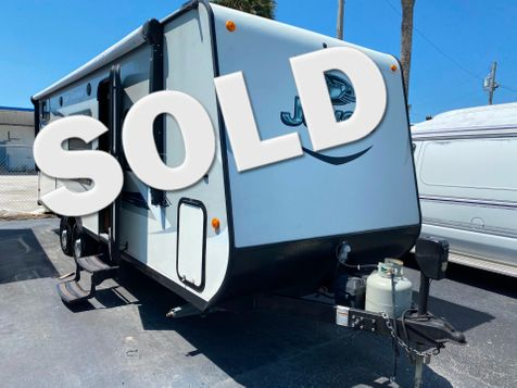2017 Jayco 22BHM  in Clearwater, Florida