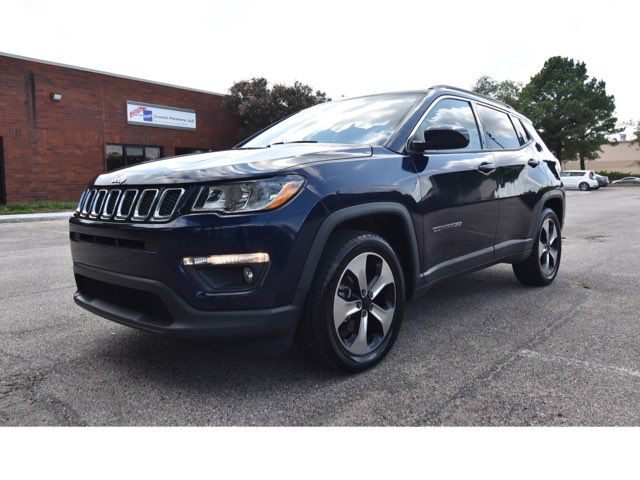 2017 Jeep All New Compass Latitude