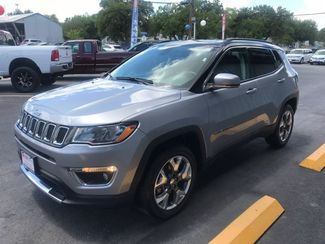2017 Jeep All New Compass Limited  city TX  Clear Choice Automotive  in San Antonio, TX