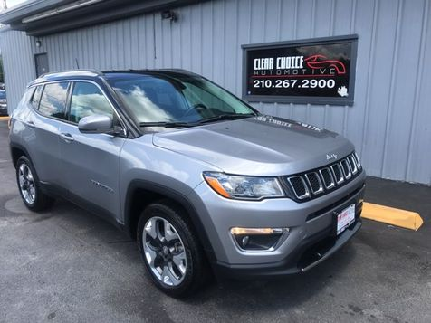 2017 Jeep All New Compass Limited in San Antonio, TX