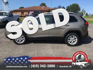 2017 Jeep Cherokee 4x4 Latitude in Mansfield, OH 44903