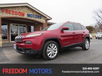 2017 Jeep Cherokee Limited | Abilene, Texas | Freedom Motors  in Abilene,Tx Texas