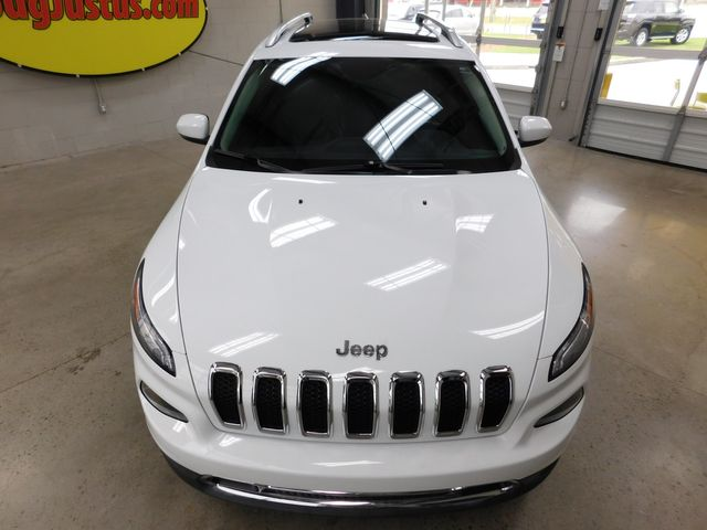 2017 Jeep Cherokee Limited in Airport Motor Mile ( Metro Knoxville ), TN 37777