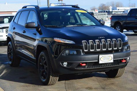 2017 Jeep Cherokee Trailhawk 4x4 in Alexandria, Minnesota