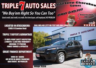 2017 Jeep Cherokee Sport in Atascadero CA, 93422