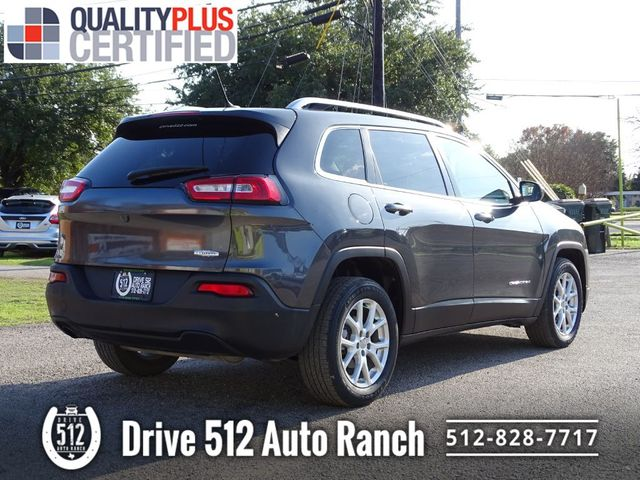 2017 Jeep Cherokee Latitude in Austin, TX 78745