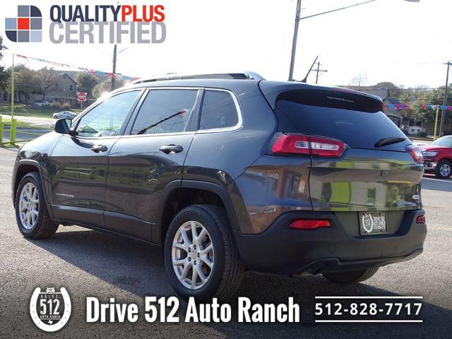 2017 Jeep Cherokee Latitude in Austin, TX 78745