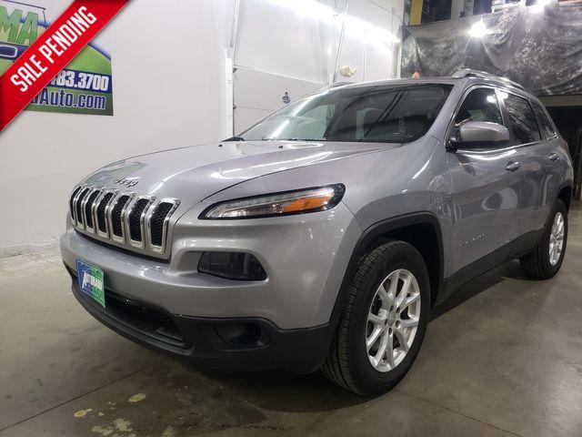 2017 Jeep Cherokee AWD Latitude All Wheel Drive Sunroof