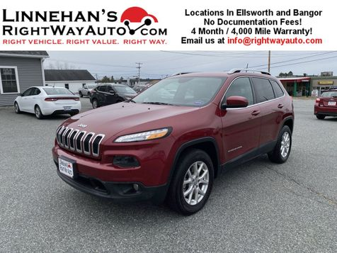2017 Jeep Cherokee Latitude in Bangor