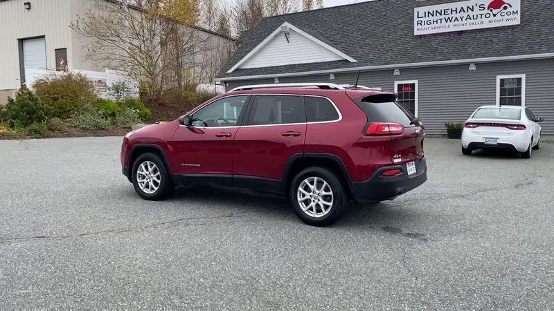 2017 Jeep Cherokee Latitude  in Bangor, ME
