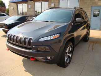2017 Jeep Cherokee Trailhawk L Plus Bettendorf, Iowa 25
