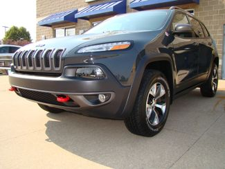 2017 Jeep Cherokee Trailhawk L Plus Bettendorf, Iowa 19