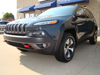 2017 Jeep Cherokee Trailhawk L Plus in Bettendorf Iowa, 52722