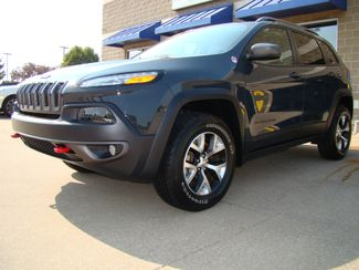 2017 Jeep Cherokee Trailhawk L Plus Bettendorf, Iowa 20
