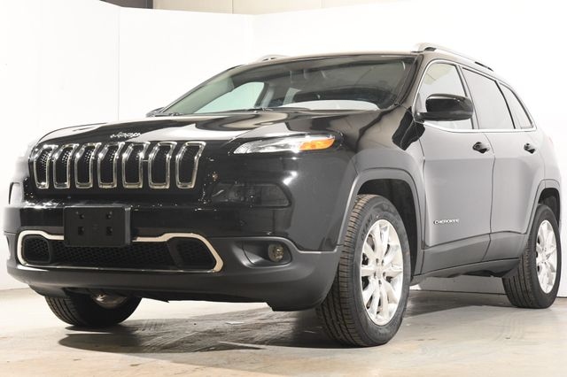 2017 Jeep Cherokee Limited w/ Nav/ Pano/ Safety Tech