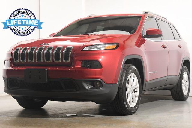 2017 Jeep Cherokee Latitude w/Heated Seats/ Nav