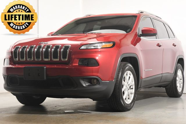2017 Jeep Cherokee Latitude True North Edition