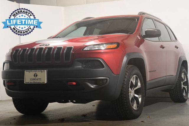 2017 Jeep Cherokee Trailhawk in Branford, CT 06405
