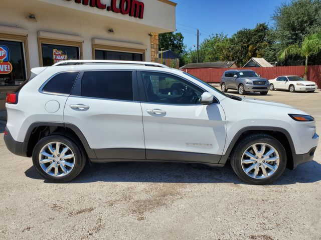 2017 Jeep Cherokee Limited in Brownsville, TX 78521