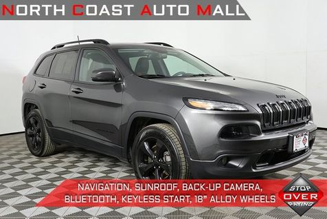 2017 Jeep Cherokee Limited in Cleveland, Ohio