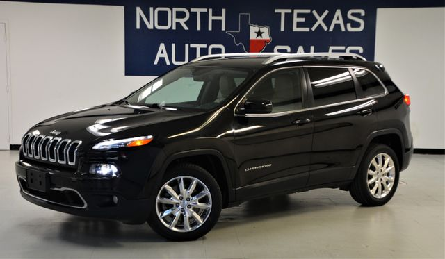 2017 Jeep Cherokee Limited in Dallas, TX 75247