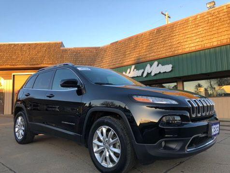2017 Jeep Cherokee Limited in Dickinson, ND