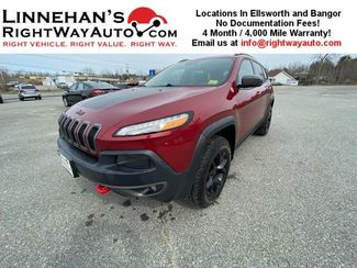 2017 Jeep Cherokee Trailhawk L Plus in Bangor, ME 04401