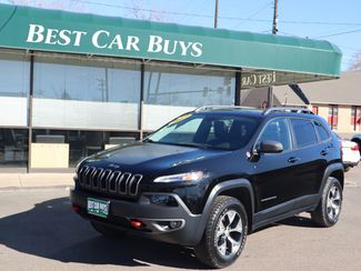 2017 Jeep Cherokee Trailhawk in Englewood, CO 80113