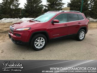 2017 Jeep Cherokee Latitude Farmington, MN