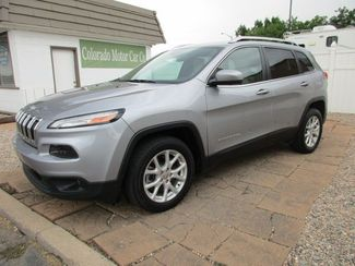 2017 Jeep Cherokee Latitude in Fort Collins, CO 80524