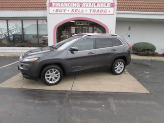 2017 Jeep Cherokee Latitude in Fremont, OH 43420