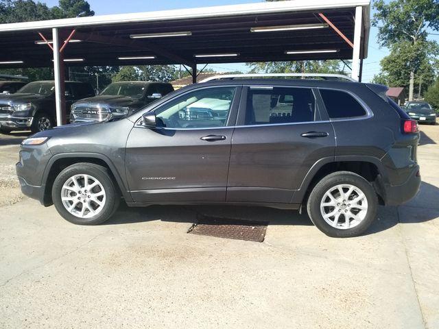 2017 Jeep Cherokee Latitude Houston, Mississippi 2