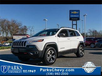 2017 Jeep Cherokee Trailhawk in Kernersville, NC 27284