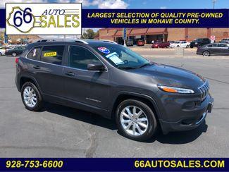 2017 Jeep Cherokee Limited in Kingman, Arizona 86401
