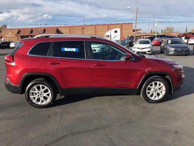 2017 Jeep Cherokee Latitude in Kingman Arizona, 86401