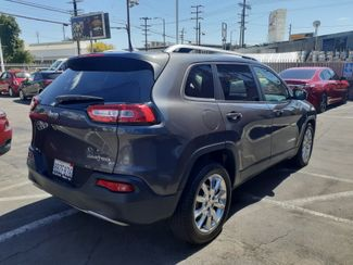 2017 Jeep Cherokee Limited Los Angeles, CA 4