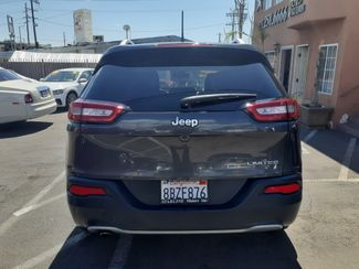 2017 Jeep Cherokee Limited Los Angeles, CA 8