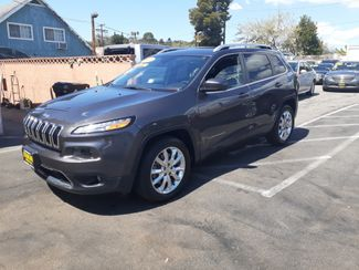 2017 Jeep Cherokee Limited Los Angeles, CA