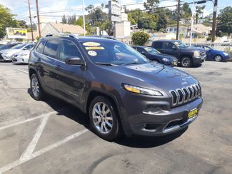 2017 Jeep Cherokee Limited Los Angeles, CA 5