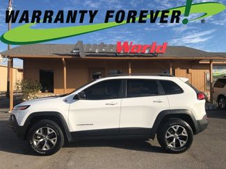 2017 Jeep Cherokee Trailhawk 4X4 in Marble Falls, TX 78654