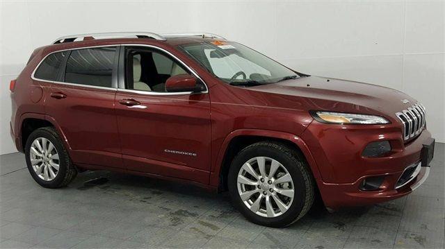 2017 Jeep Cherokee Overland in McKinney Texas, 75070
