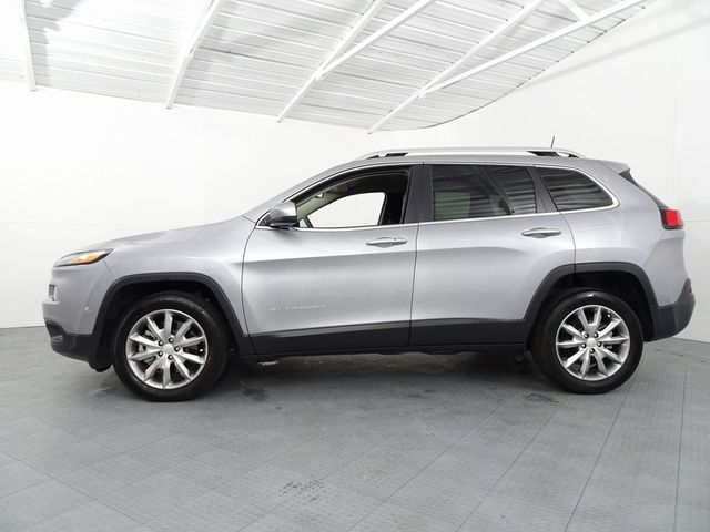 2017 Jeep Cherokee Limited in McKinney, Texas 75070