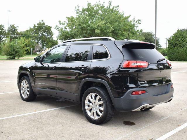 2017 Jeep Cherokee Limited in McKinney, Texas 75070