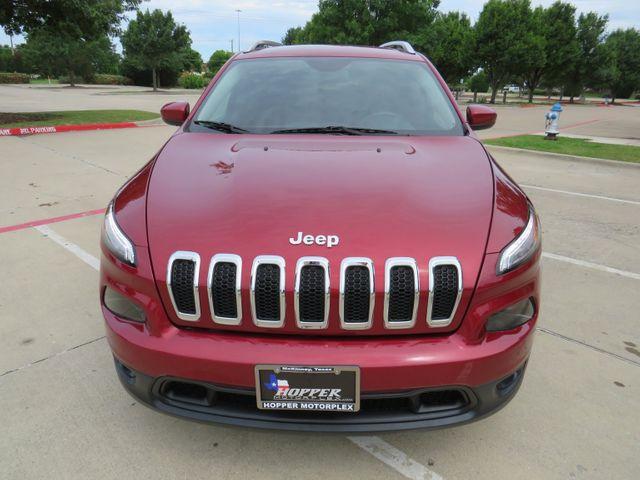 2017 Jeep Cherokee Latitude in McKinney, Texas 75070