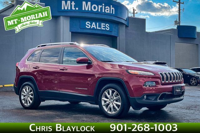 2017 Jeep Cherokee Limited in Memphis, TN 38115