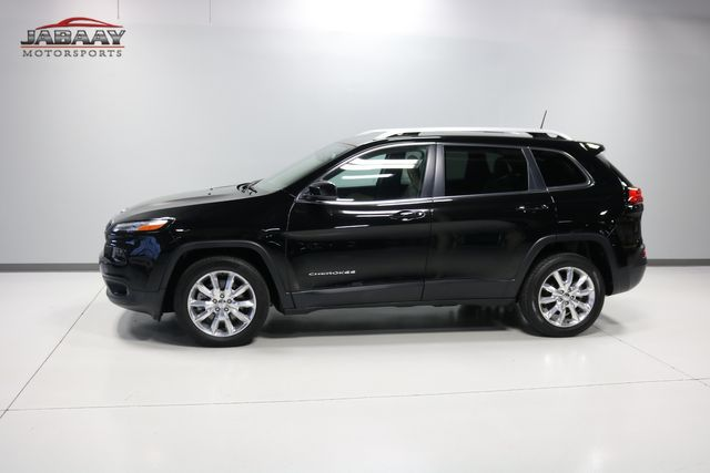 2017 Jeep Cherokee Limited Merrillville, Indiana 35