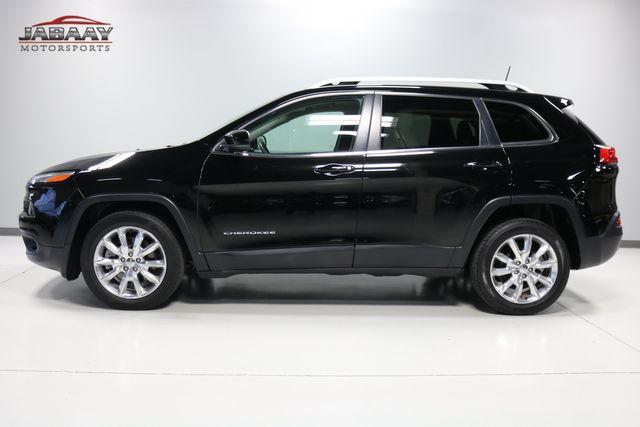 2017 Jeep Cherokee Limited Merrillville, Indiana 1