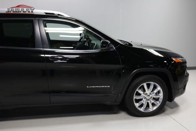2017 Jeep Cherokee Limited Merrillville, Indiana 39