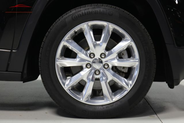 2017 Jeep Cherokee Limited Merrillville, Indiana 47
